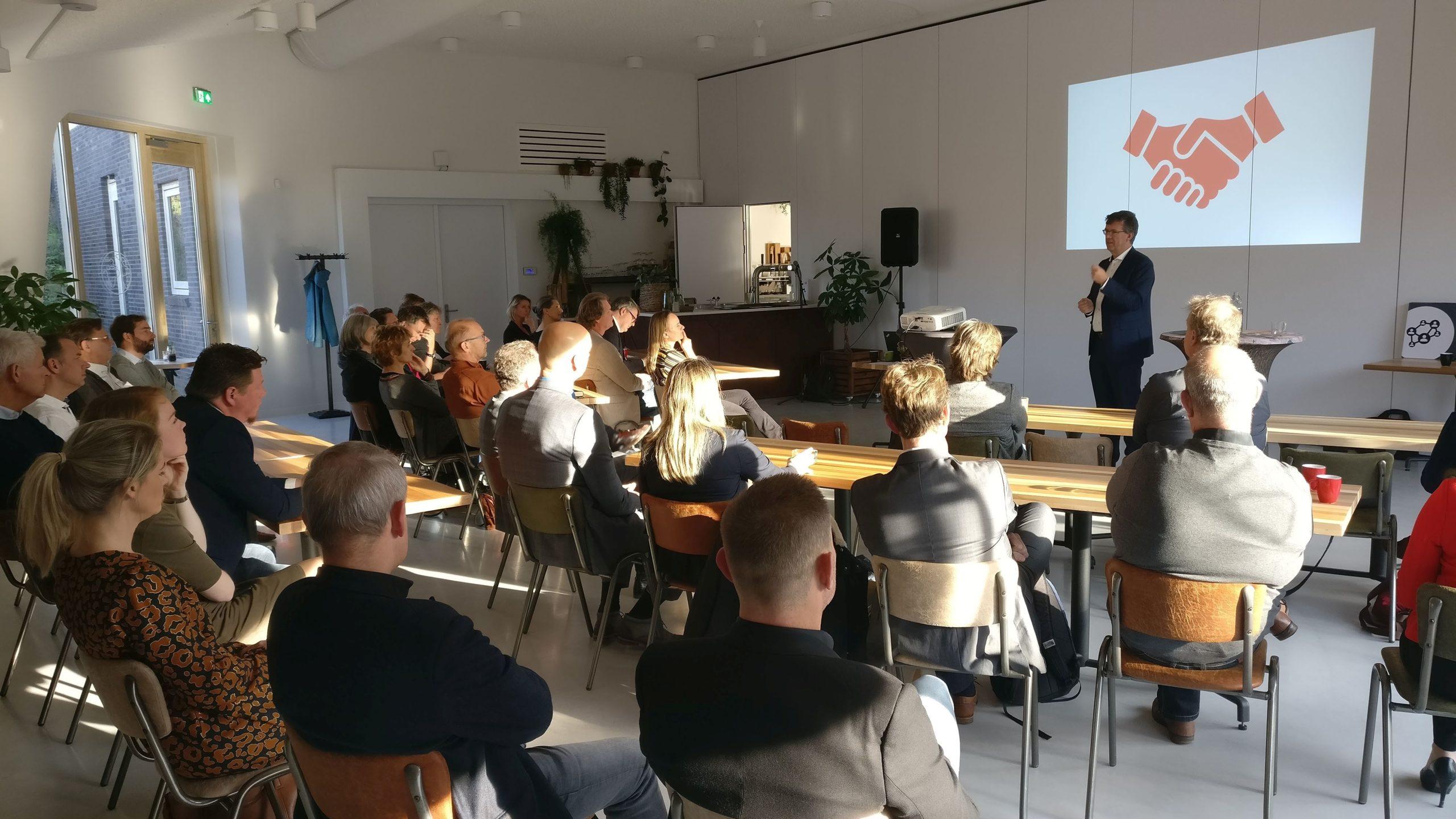 Bijeenkomst Samenwerkingsagenda RES Rivierenland (november 2019)
